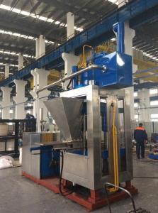 China auto salt vaccum forming machine / auto salt licking block making machine on sale