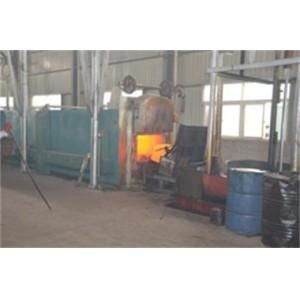 China Automatic heat treatment machine (oil & air quenching) on sale