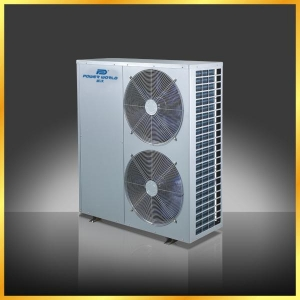 China Commecial/Residential Pool Heat Pump - Side Air Discharge Series on sale