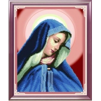China Full Embroidery Virgin Mary Magical Diy Diamond Painting on sale