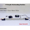 China Acrylic Letter Hot-bending Machine for sale