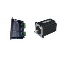 China Laser Equipment Parts Step Motor 573S15 1Pcs+ 3-Phase Step Motor Driver 3DM580 1Pcs on sale