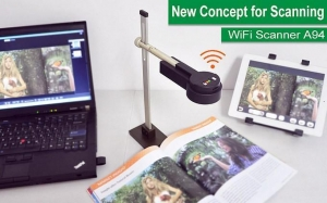 China High speed wirless HD wifi scanner on sale