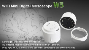 China KoPa Wireless digital microscope iPad/Android on sale