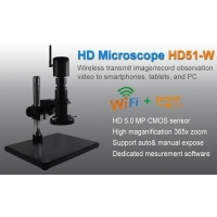 China 365X Magnification zoom WiFi Monocular Microscope on sale