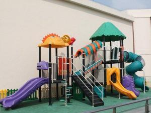 China Outdoor Playground Equipment Tree House Series Playground Equipment on sale
