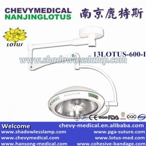 China Operation Lamp 13LOTUS600-I Cold Light Shadowless Operation Theatre Light on sale