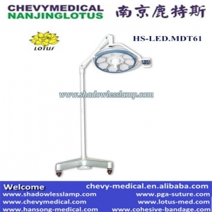 China 13LOTUS-LED.MDT61 LED operation theatre lights manufacturers on sale