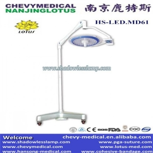 China 13LOTUS-LED.MD61 LED operation theatre lights manufacturers on sale