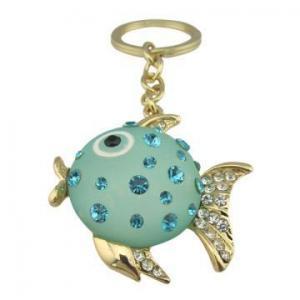 China Keychain Fish keychain on sale