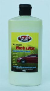 China Waterless Wash & Wax 500ml on sale