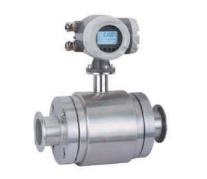 China Electromagnetic flowmeters KF700(KA)tri-clamp type on sale