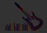 Music light Guitar