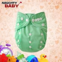 Naughty baby Washable PUL Plain color baby Cloth Diapers, baby cloth nappy