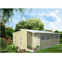 Construction Prefabricated Granny Flat Homes , New Bungalow Style Homes