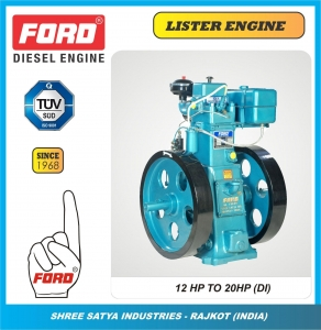 China LISTER TYPE DIESEL ENGINE Farm Machinery on sale
