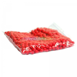 Quality 0.50 cal Red 4000 pcs/box 0.50 Inch paintball made with Gelatin&PEG for sale