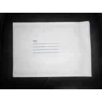 China Fully laminated Kraft Bubble Mailer Express Post Envelopes With Hot Melt Adhesive Tape on sale