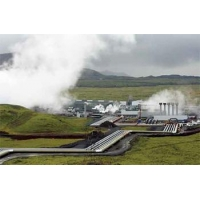Energy GEOTHERMAL POWER PLANT