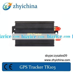 China Navigation & GPS Top selling car security device TK103A with www.gpstrackerxyz.com platform on sale