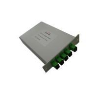 PLC 1x4 Splitter Module