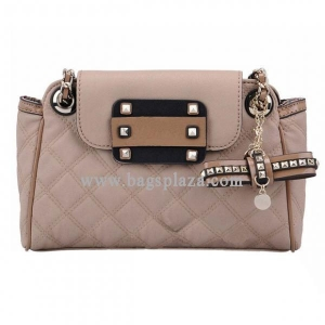 China Light Brown Embroidery Clutch Bag CL7-100 on sale