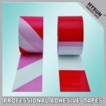 0.15mm double colors(yellow/black) floor polgethylene warning tape