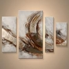 China Abstract Home Goods Handmade Painting On Canvas for sale