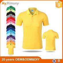 China Professional Customized Cheap Uniform Polo Shirt Mens on sale