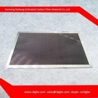 manufacturing air conditional activated carbon filter