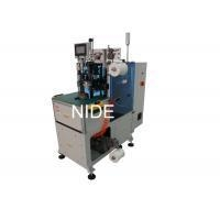 China Automatic Servo Double Sides Stator Coil Lacing Machine on sale