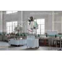 China Glass Beer Bottle Capper Machine , High Speed Screw Capping Machine on sale