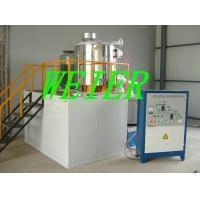 China High Speed Plastic Mixer Machine Plastic Auxiliary Equipment For PE , PVC , PP on sale