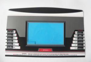 China Adhesive PC Membrane Sticker , PET Eco-friend Membrane Switch Stickers on sale
