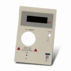 China Matte PC PVC Membrane Switch Labels For Monitor Device With Holes And Window on sale