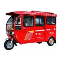 Fully enclosed electric tricycle Fully enclosed electric tricycle