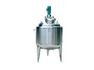 China STAINLESS STEEL TANK Thick and Thin Mixing Tank on sale