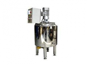 China STAINLESS STEEL TANK Electric Heating Mixing Tank on sale