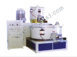 China plastic machinery for sale PVC Plastic Mixer SRL-Z on sale