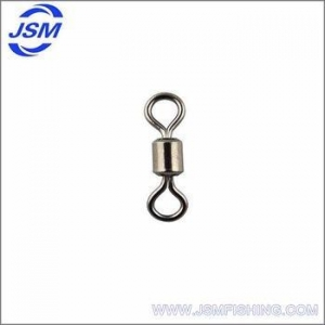 China JSM Wholesale Top quality stainless steel rolling swivel fishing swivel on sale