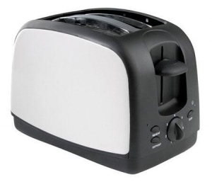 China Toaster 2 Slice Toaster with Brushed Stainless Steel on sale