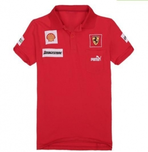 China Racing Jersey Customized POLO'S Shirt on sale