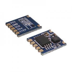 China Sensor Series STP200M - IIC Interface Embedded 3D Pedometer Module on sale