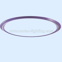 Smart LED Ceiling Lamp,with decorating trim,with plastic frame MX/65048EHMSC-3