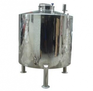 China Stainless Steel Sterile Tank (Cone-shape) on sale