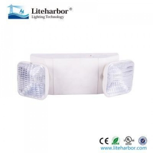 China emergency exit light LED Emergency Light with Two-head on sale