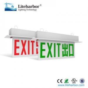 China emergency exit light LED Exit & Emergency Light on sale