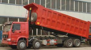 China HOWO A7 SERIES HOWO-A7 dumper on sale