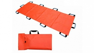China Oxford fabric emergency portable soft stretcher on sale