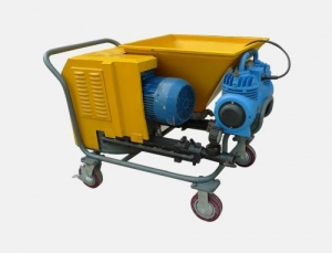 China English Cement-based mortar plastering machine on sale